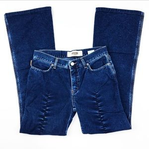 Moschino Donna jeans Boot Cut Retro size 26